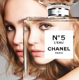 Lily-Rose Depp és a Chanel No.5 fotózás – Szebb, mint az anyukája!