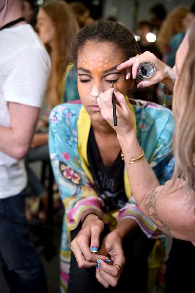 Desigual - September 2016 - New York Fashion Week: The Shows - Backstage