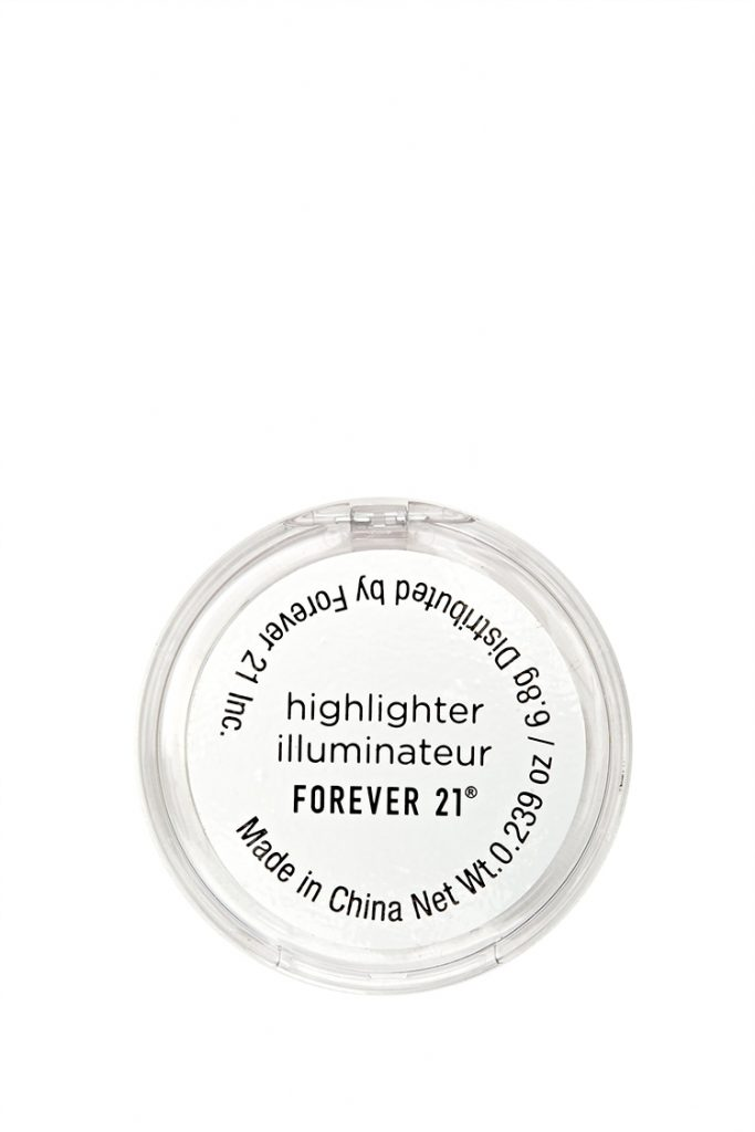 forever21highlighter3