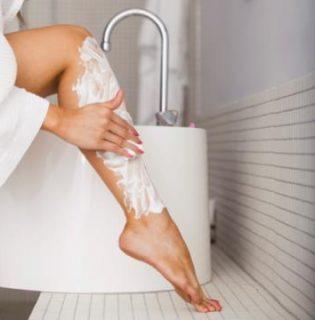 Ezért ne használj borotvahabot, ha lábaidat borotválod