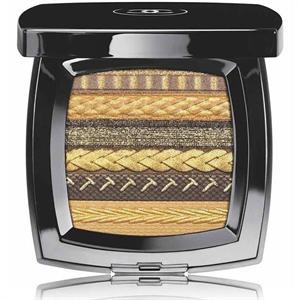 A Chanel tweed mintás szemfesték palettáját az is elfogadná, aki nem sminkel