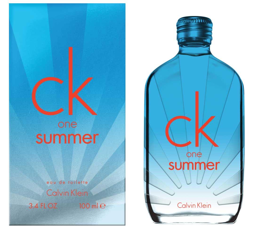 Calvin Klein - CK One Summer 2017
