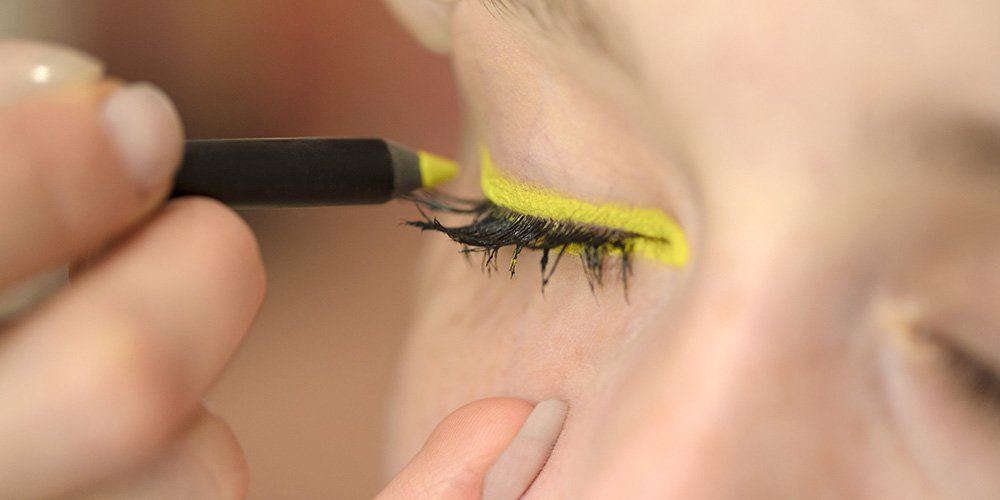 Christian Louboutin Les Yeux Noirs collection eye looks (2)