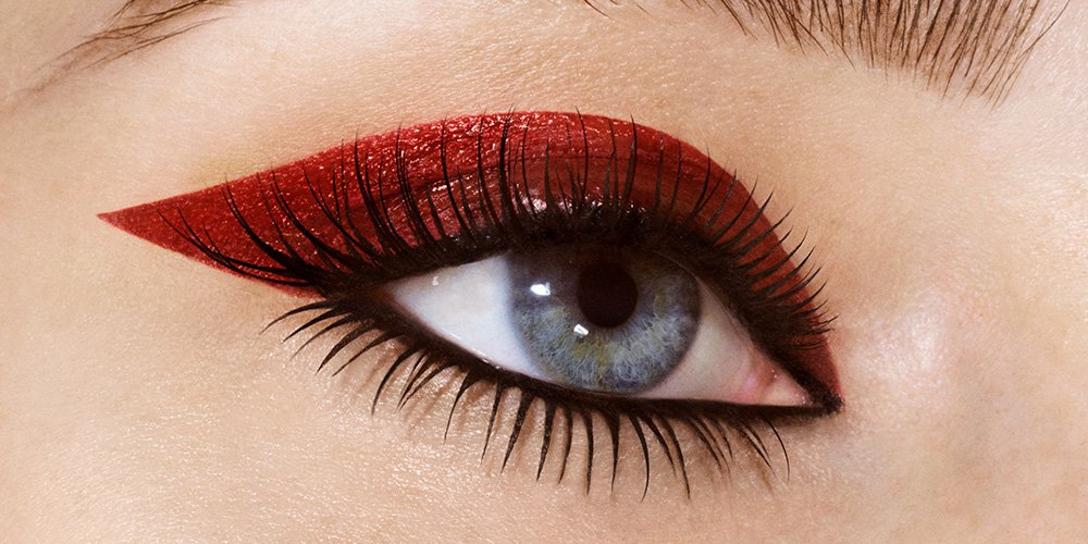 Christian Louboutin Les Yeux Noirs collection eye looks (3)