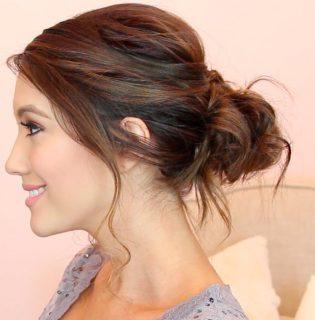 7 frizura tipp arra az esetre, ha nincs időd hajat mosni