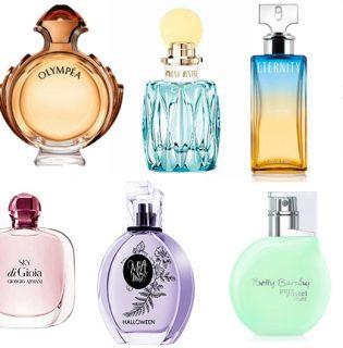 Parfümújdonságok a tavaszra