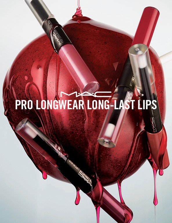 MAC Pro Longwear Long-Last Lips