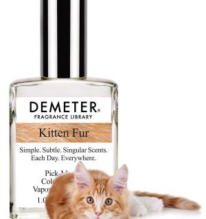Cicaillatú parfüm, nem csak macskásoknak