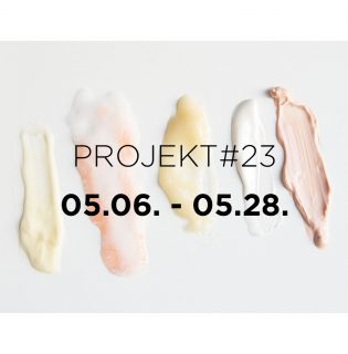 Pop-up beauty bolt a Projekt Showroomban