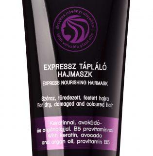 Értékes növényi olajok és a keratin egyedi kombinációja az egészséges és gyönyörű hajszálakért (X)