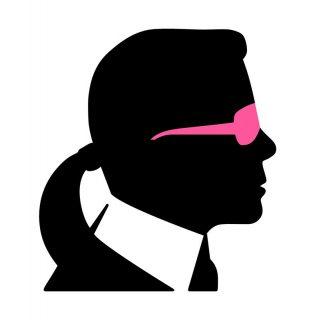 Design a köbön: Karl Lagerfeld X ModelCo sminkkollekció