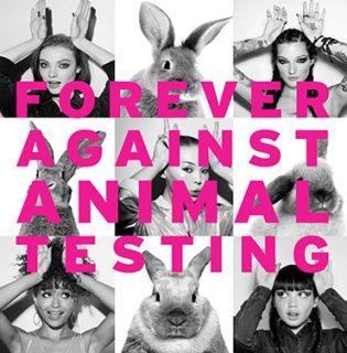 Az állatkísérletek végérvényes betiltásáért indított kampányt a The Body Shop
