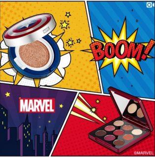 The Face Shop X Marvel – A szuperhősök a sminkasztalodra költöznek
