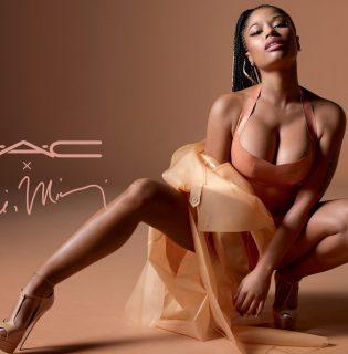 Nicki Minaj rúzsok érkeznek a M.A.C-hez