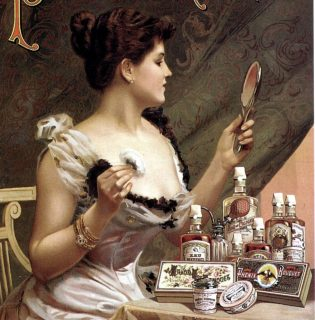 Krémek és illatok egy évszázad távlatából