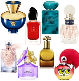 XXL tavaszi parfümújdonságok – 2018