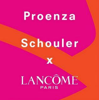 Érkezik a Lancôme X Proenza Schouler sminkkollekció