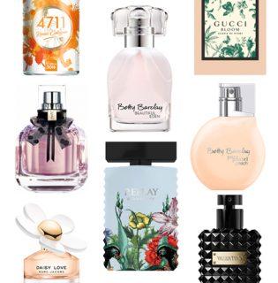 Napfényes illatcsokor – parfümújdonságok nyárra