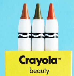 A Crayola sminkzsírkrétáktól zsong net, pedig…
