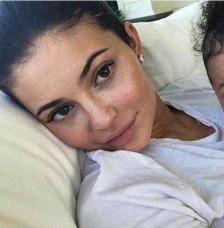 Kylie Jenner belevág a bőrápoló bizniszbe