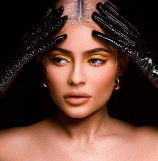 Kylie Jenner már a Halloweenre készül