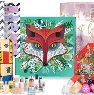 Beauty adventi kalendáriumok függőknek és kezdőknek