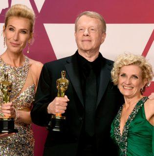 Ők nyerték a legjobb sminkért és frizuráért járó Oscar-díjat