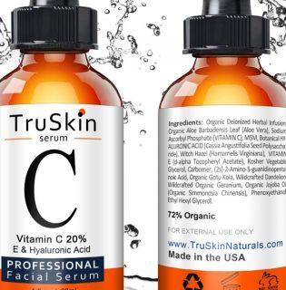 7000 ötcsillagos értékelésnél tart ez a C-vitaminos szérum