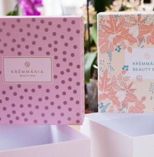 A Krémmánia Beauty Box-ok második élete