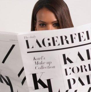 Érkezik a L'Oréal Paris X KARL LAGERFELD limitált kollekció – Csak győzzük kivárni