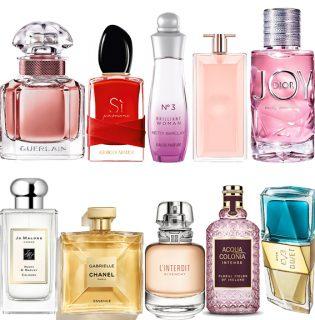 10 parfümújdonság őszre, amiket érdemes lesz kipróbálni