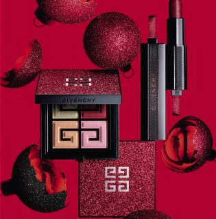 Gyönyörű kollekcióval készül karácsonyra a Givenchy