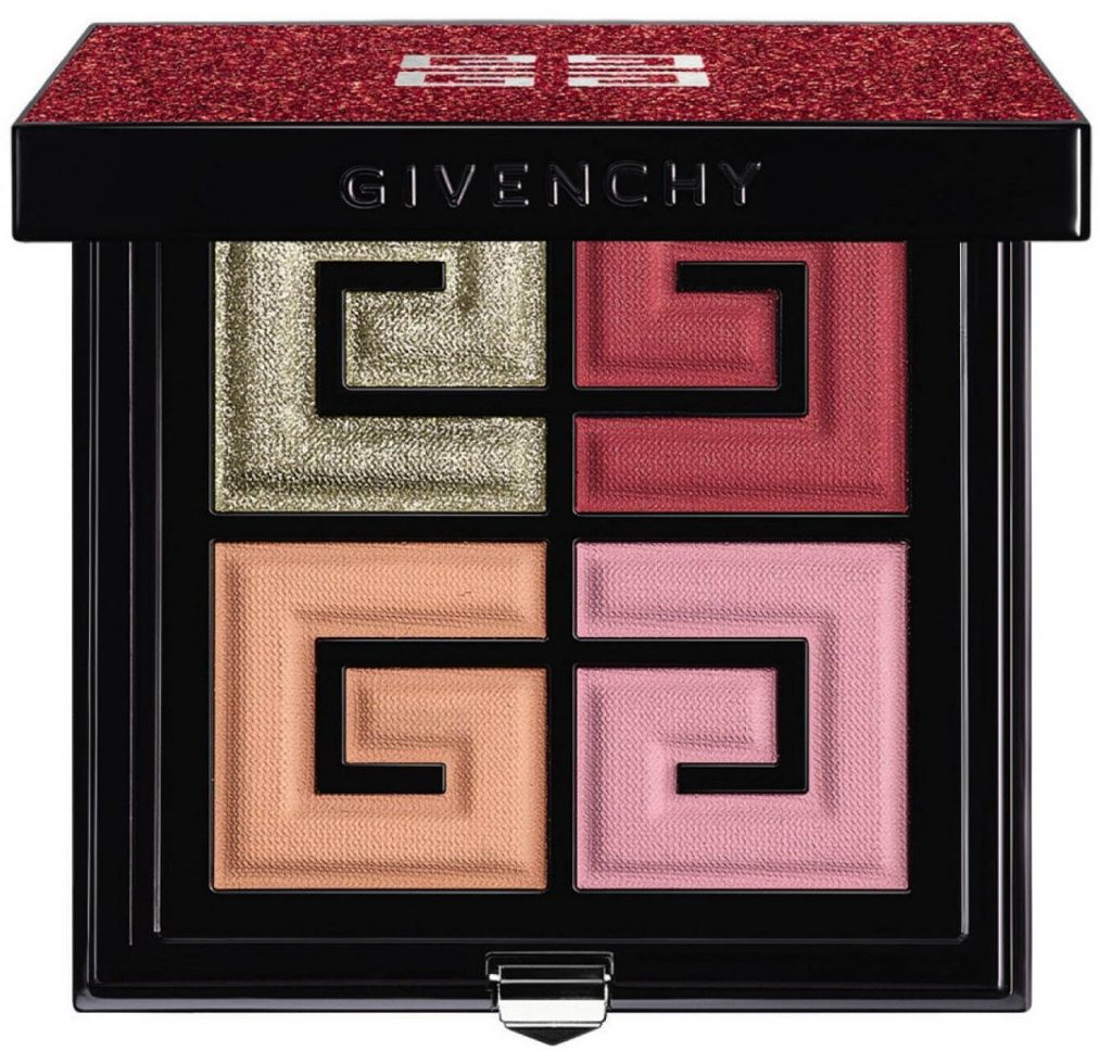 givenchy christmas 2019_palette
