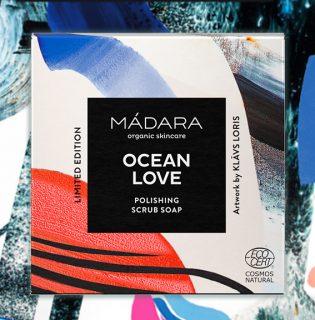 Ökotudatos ajándéktippek – Mádara Ocean Love kollekció
