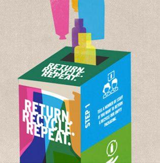 A The Body Shop itthon is elindította flakon újrahasznosító programját