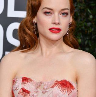 A 77. Golden Globe-gála a vörös rúzsok éjszajáka volt
