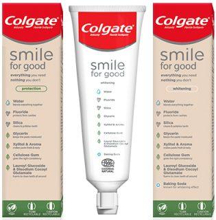 Érkezik az első újrahasznosítható tubusú, vegán fogkrém a Colgate-től