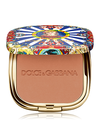 Dolce & Gabbana Solar Glow Ultra-Light Bronzing Powder bronzosító púder