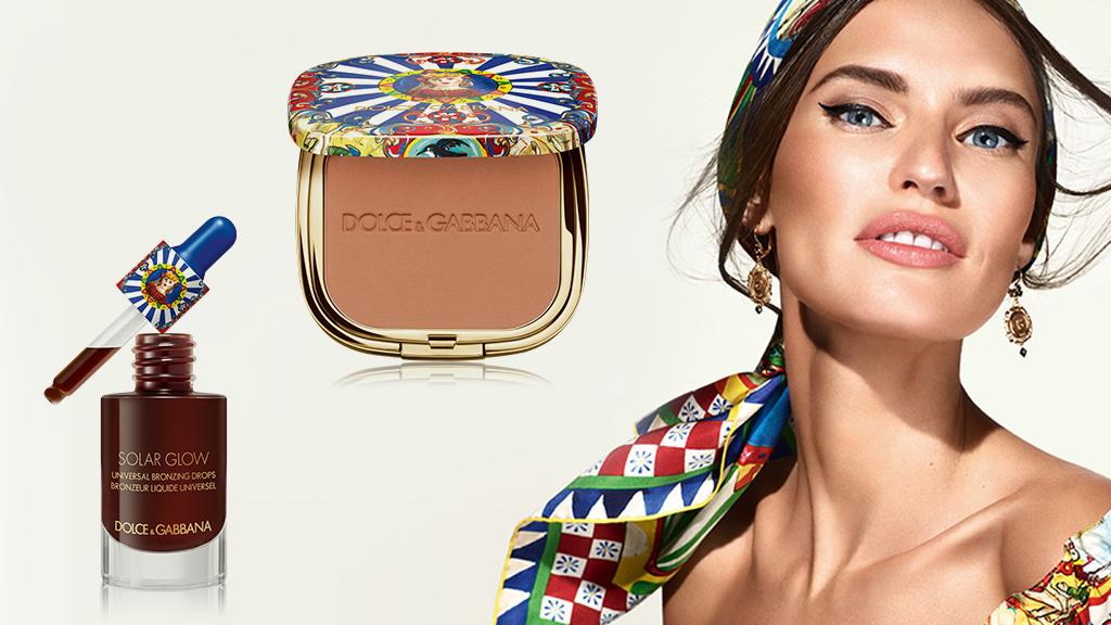 Dolce&Gabbana Solar Glow Summer 2020 sminkkollekció