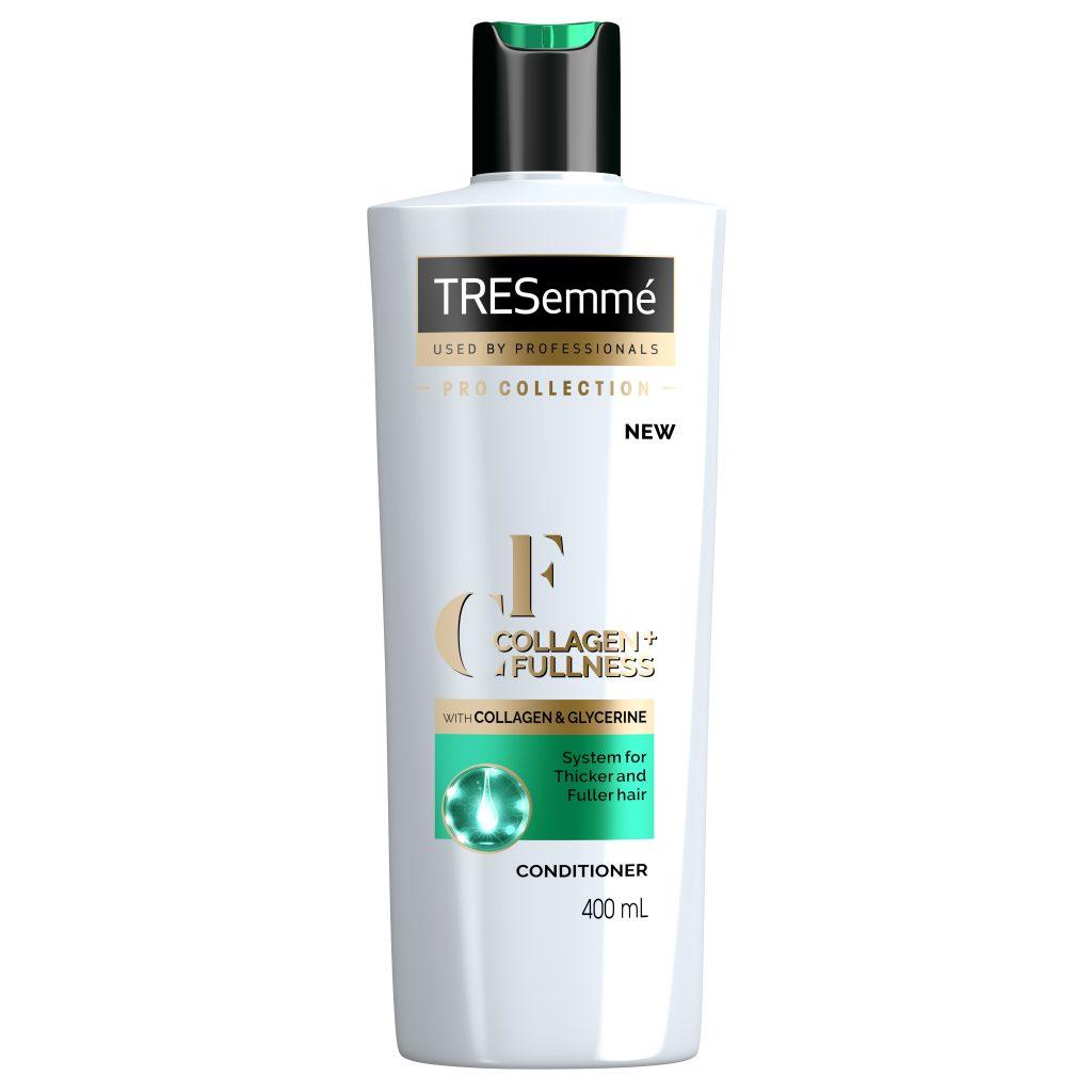 TRESemmé Collagen+Fullness Hajbalzsam vékonyszálú hajra 400ml - 1479 Ft