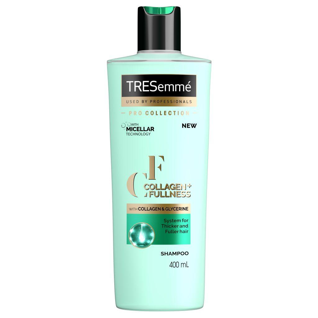 TRESemmé Collagen+Fullness Sampon vékonyszálú hajra 400ml - 1479 Ft
