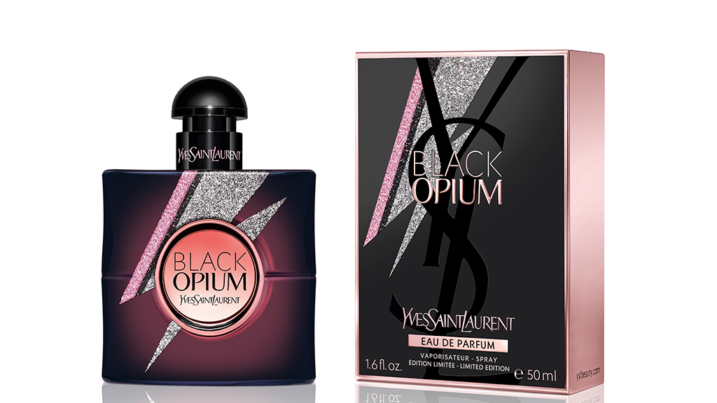 Yves Saint Laurent – Black Opium Storm Illusion EdP