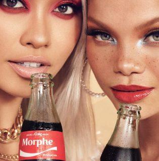 Újdonság: Morphe x Coca Cola sminkkollekció