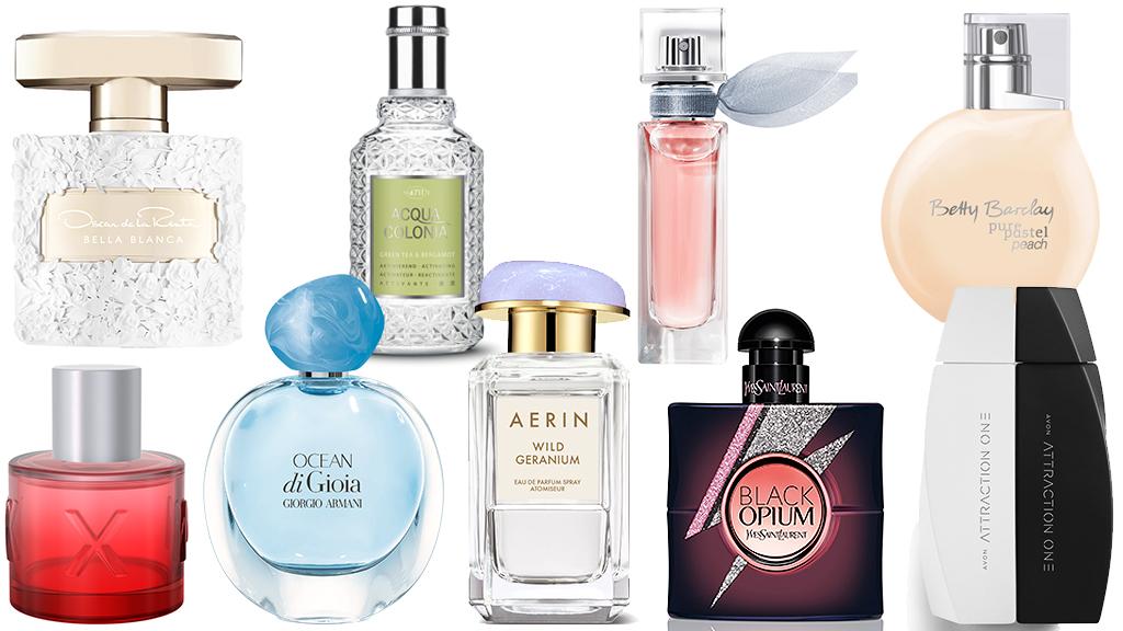 parfümök nyárra