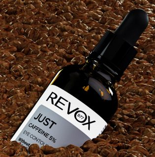 Arcápolás a Revuele JUST Revox arcszérumokkal (X)