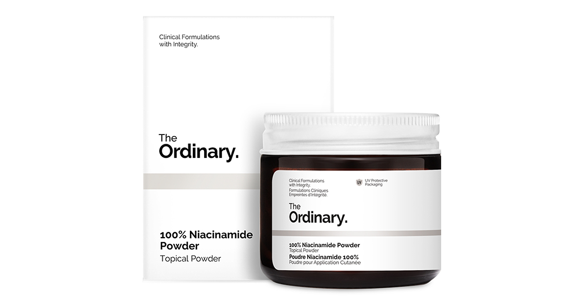 100% Niacinamide Powder
