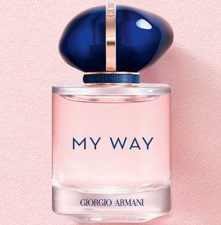 Parfümújdonság: Giorgio Armani My Way