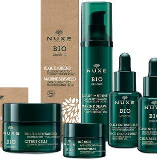 Újdonság: Nuxe Bio Organic arcápoló család