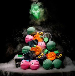 Újdonság: Lush Halloween kollekció