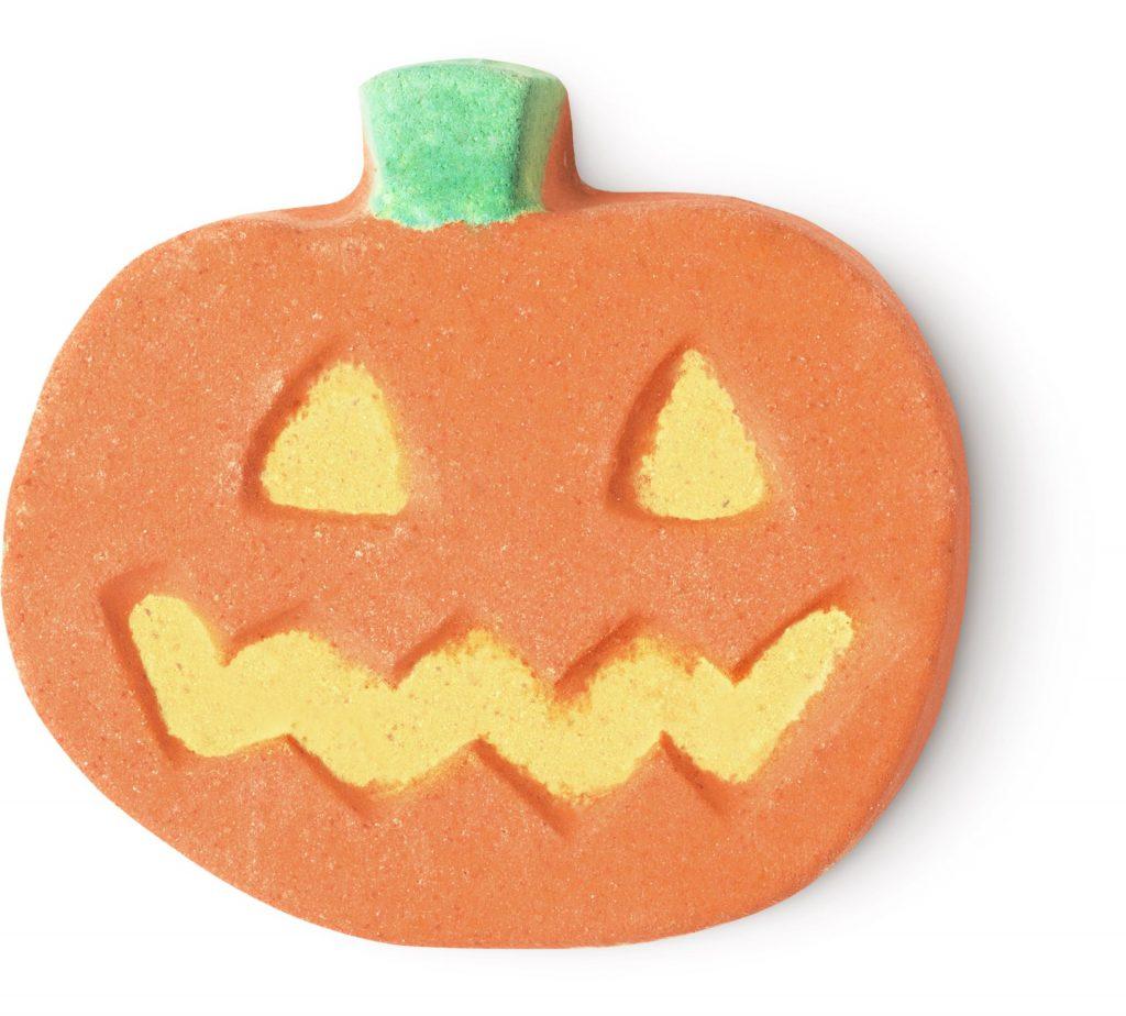 lush halloween punkin_pumpkin_bath_bomb_2020 1